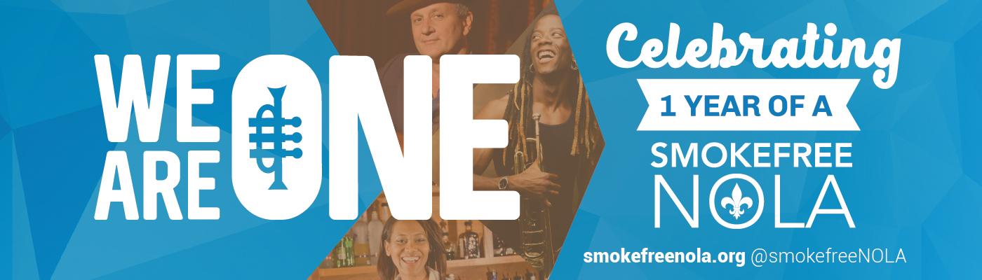 #SmokeFreeNOLA